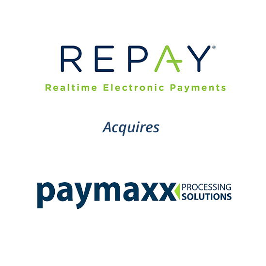 REPAY ONLINE ACQUIRES PAYMAXX PRO